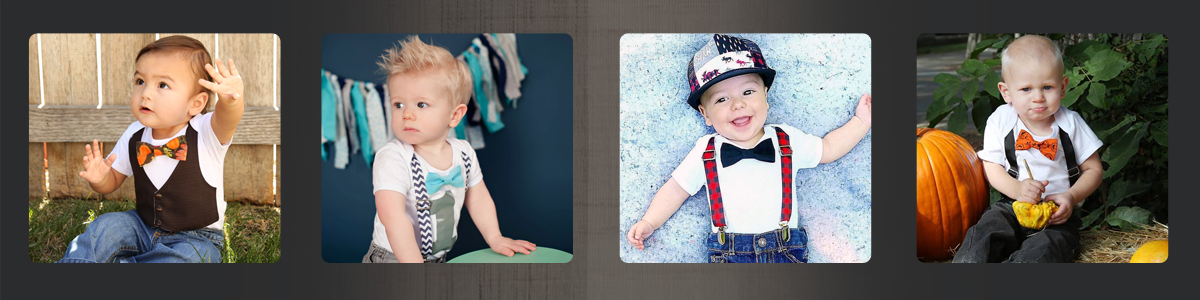 5c88defaa Amazon.com: Noah's Boytique: First Birthday Outfits for Boys