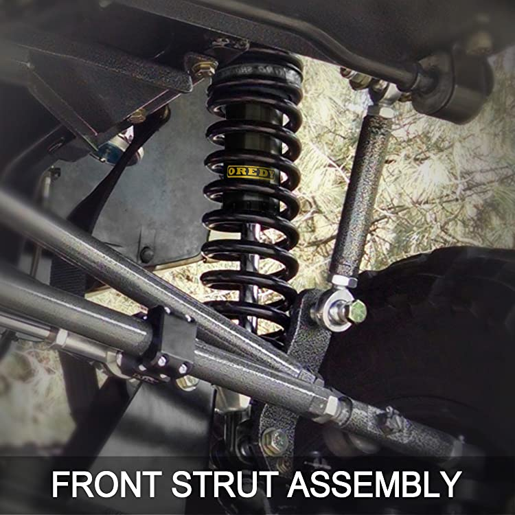 Suspension Strut and Coil Spring Assembly Front Left fits 09-10 Toyota Camry