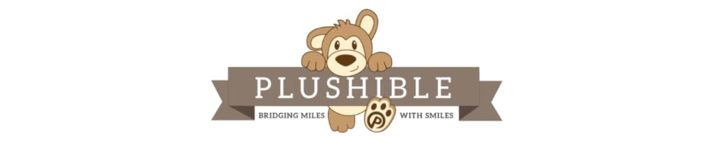 PLUSHIBLE BRIDGING MILES WITH SMILES header