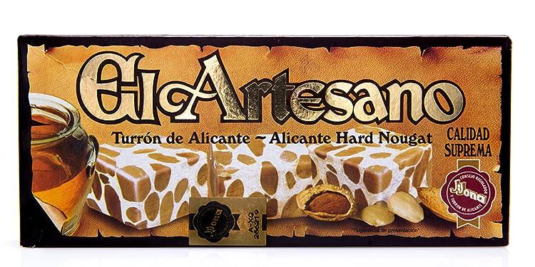 Artesano Jijona Soft Almond Turron
