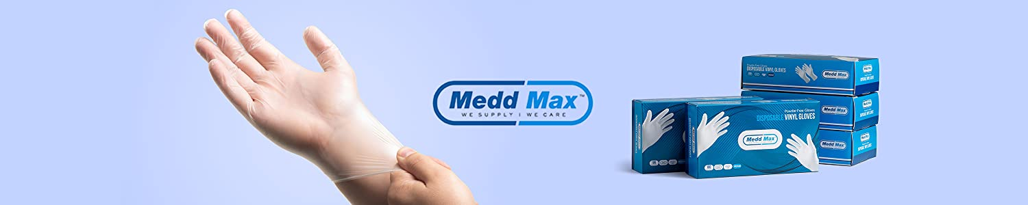 MEDD MAX WE SUPPLY WE CARE header