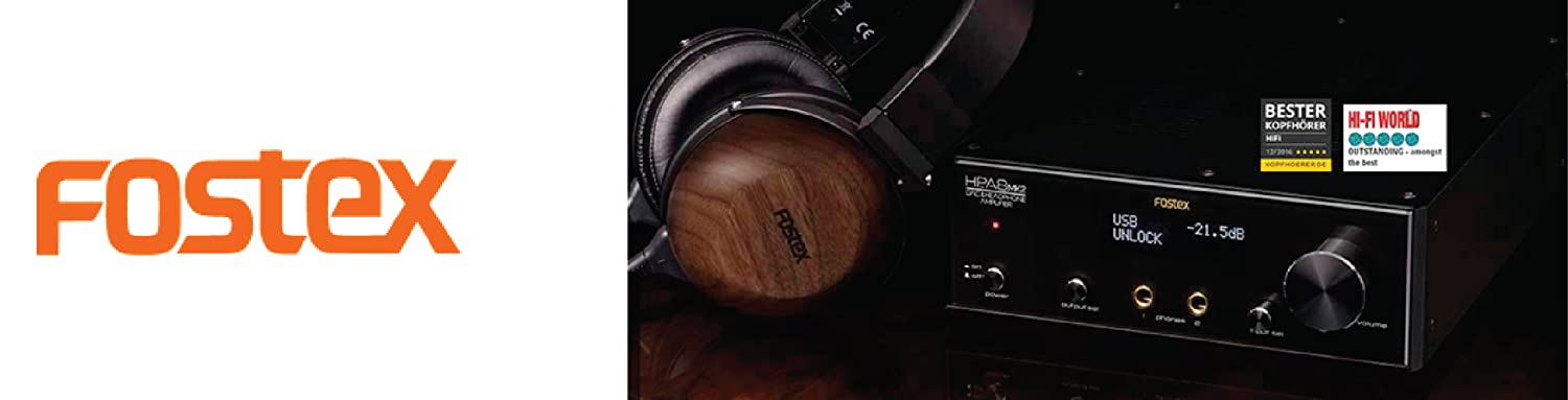 Fostex USA header