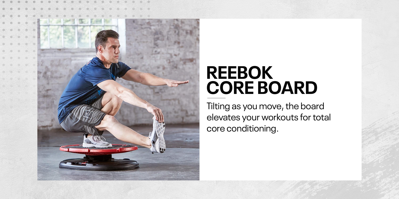 Gángster carencia Repetido  Amazon.com: Reebok Fitness : Core Board