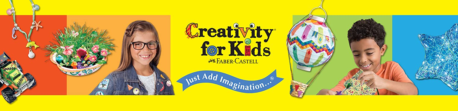 Creativity for Kids header