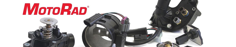Fits select Ford Escort Tracer MotoRad 3MF140 Mass Air Flow Sensor B3000; Mercury Sable Ranger; Mazda B2300