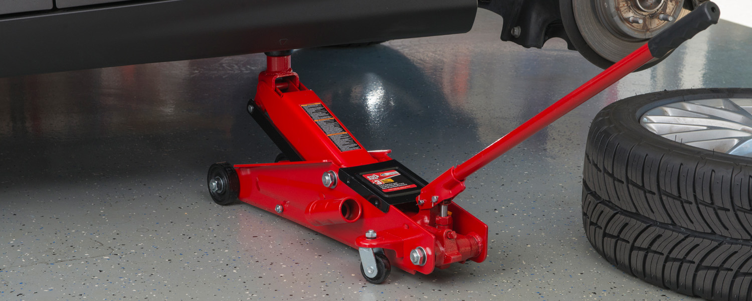 Amazon Com Big Red Car Floor Jack