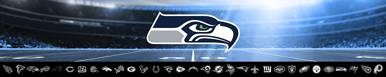 Amazon com: NFL by ICER Brands: Seattle Seahawks