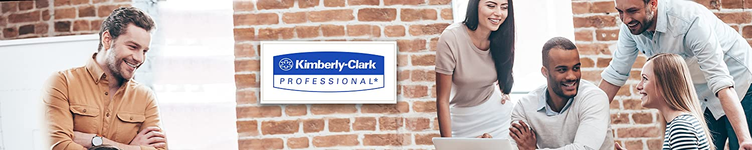 Kimberly-Clark Professional header