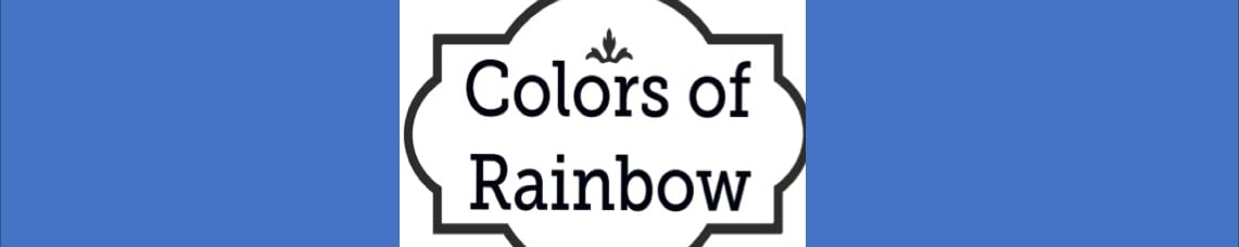 Colors of Rainbow header