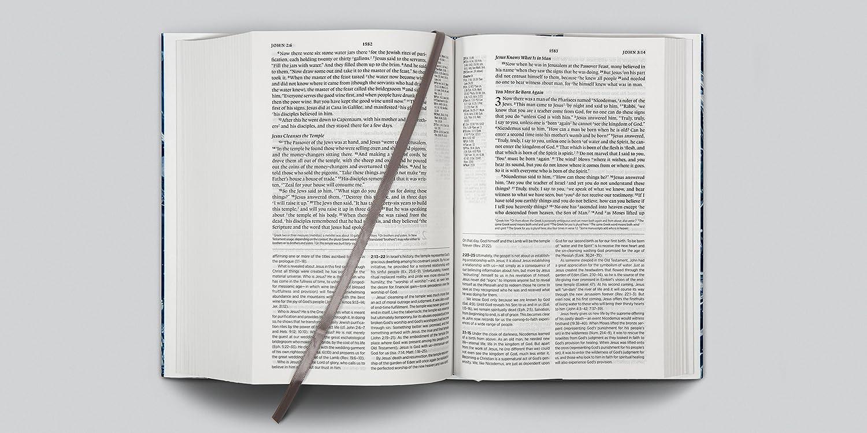 Amazon com: Crossway: ESV Gospel Transformation Study Bible