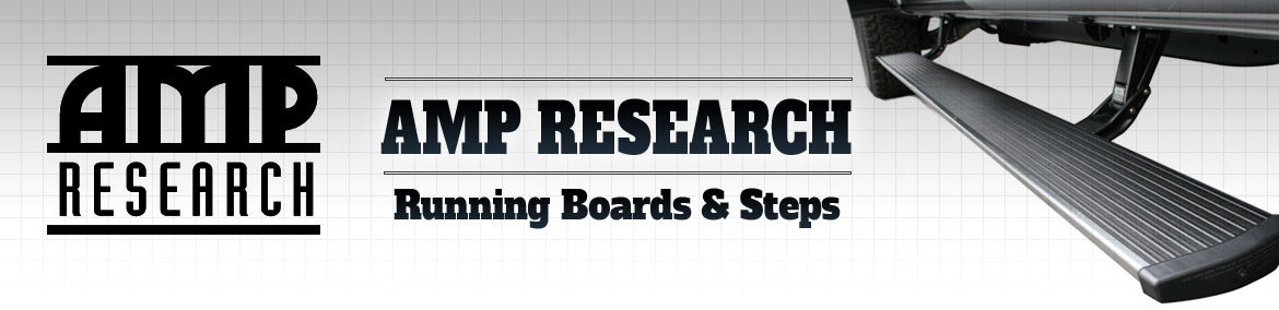 AMP Research header