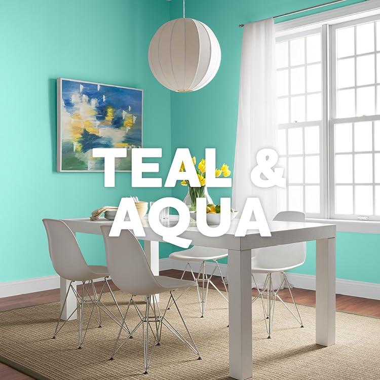 Amazon.com: Glidden: Teal & Aqua Paint Colors
