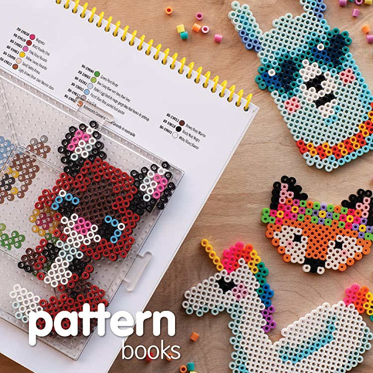 Amazon Com Perler Pegboards Pattern Pads