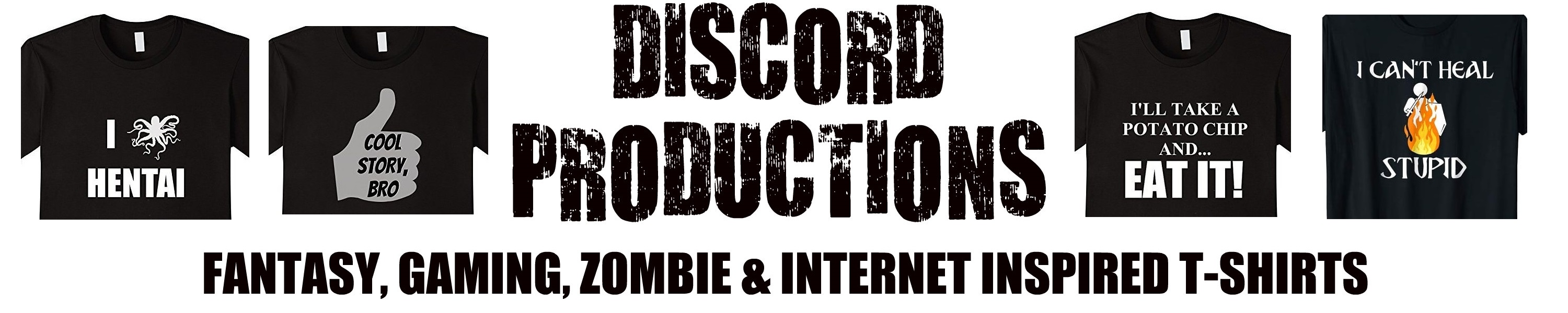 Amazon com: Discord Productions