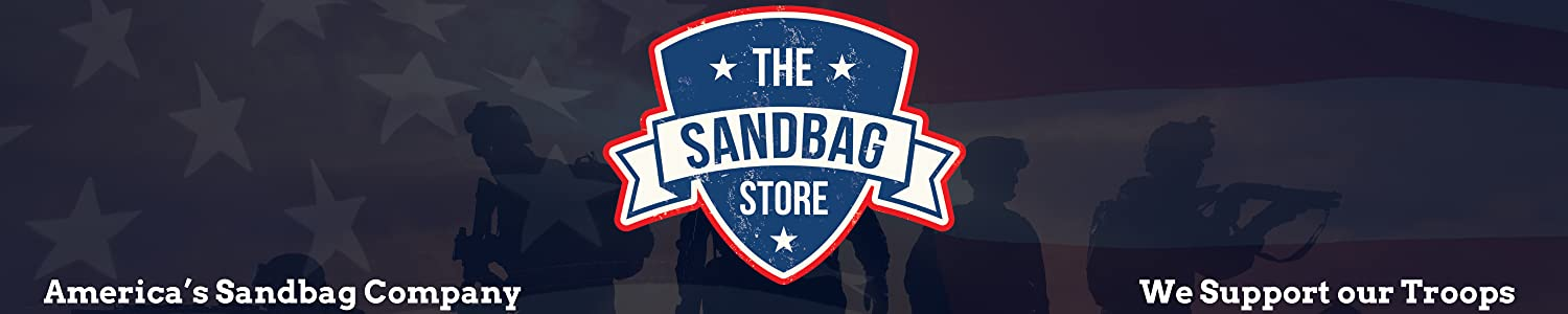 The Sandbag Store header