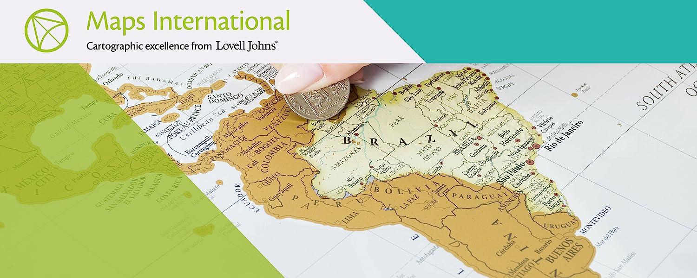 Maps International header