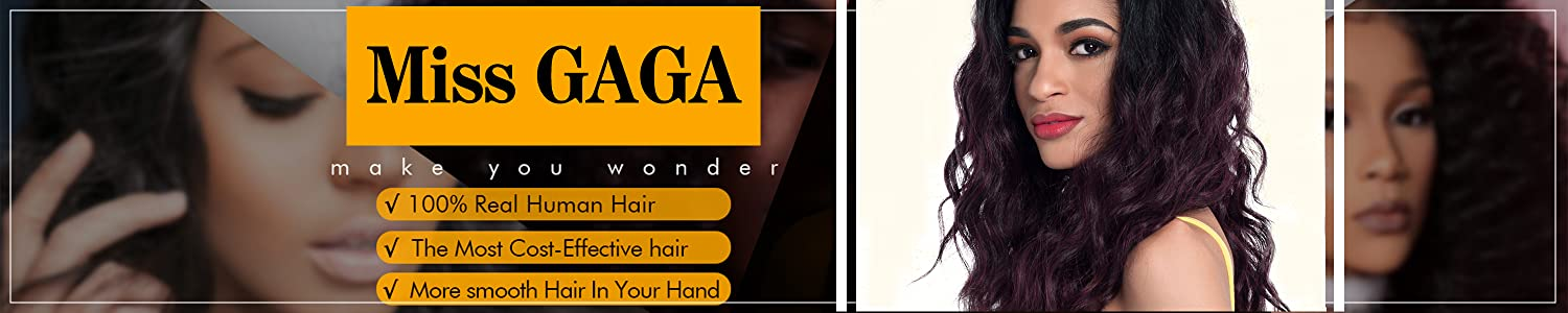Miss GAGA header