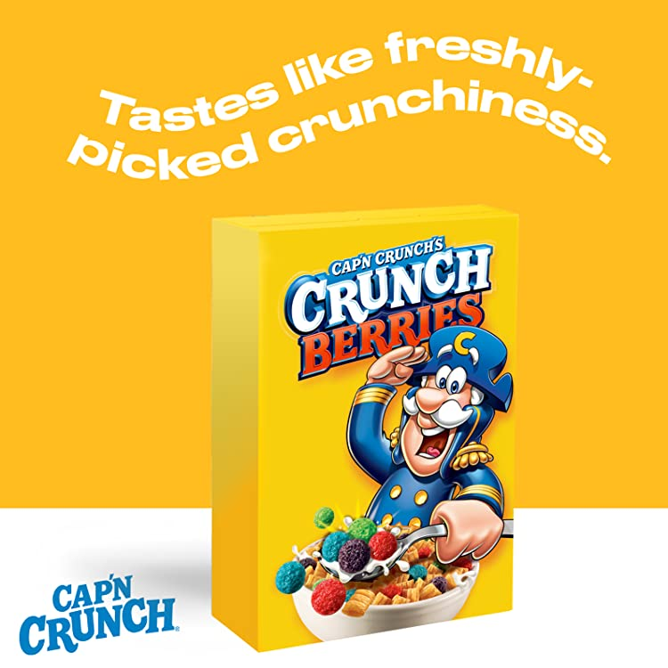 Amazon Com Cap N Crunch Home Page Happy new year, cereal fans! amazon com cap n crunch home page