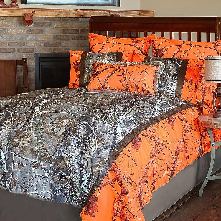 Muddy Girl Camo 4 Piece Bedding Set 2a0175c20