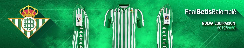 Amazon.es: Real Betis Balompié: 2ª equipación