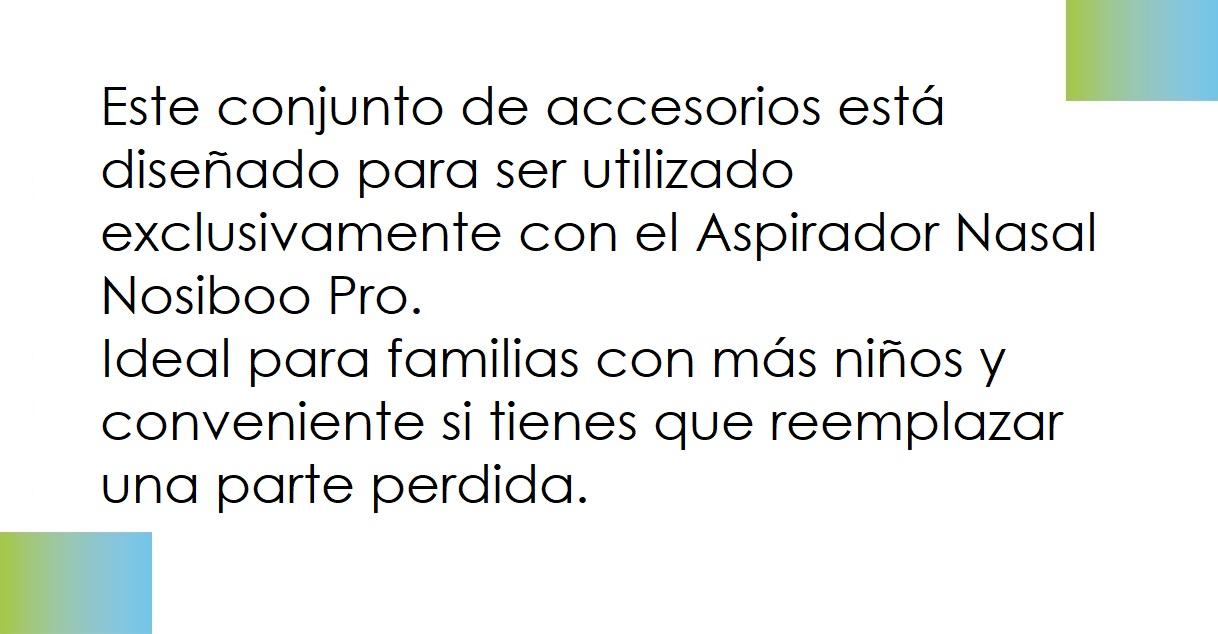 Amazon.es: nosiboo: Nosiboo Pro Accessory Set