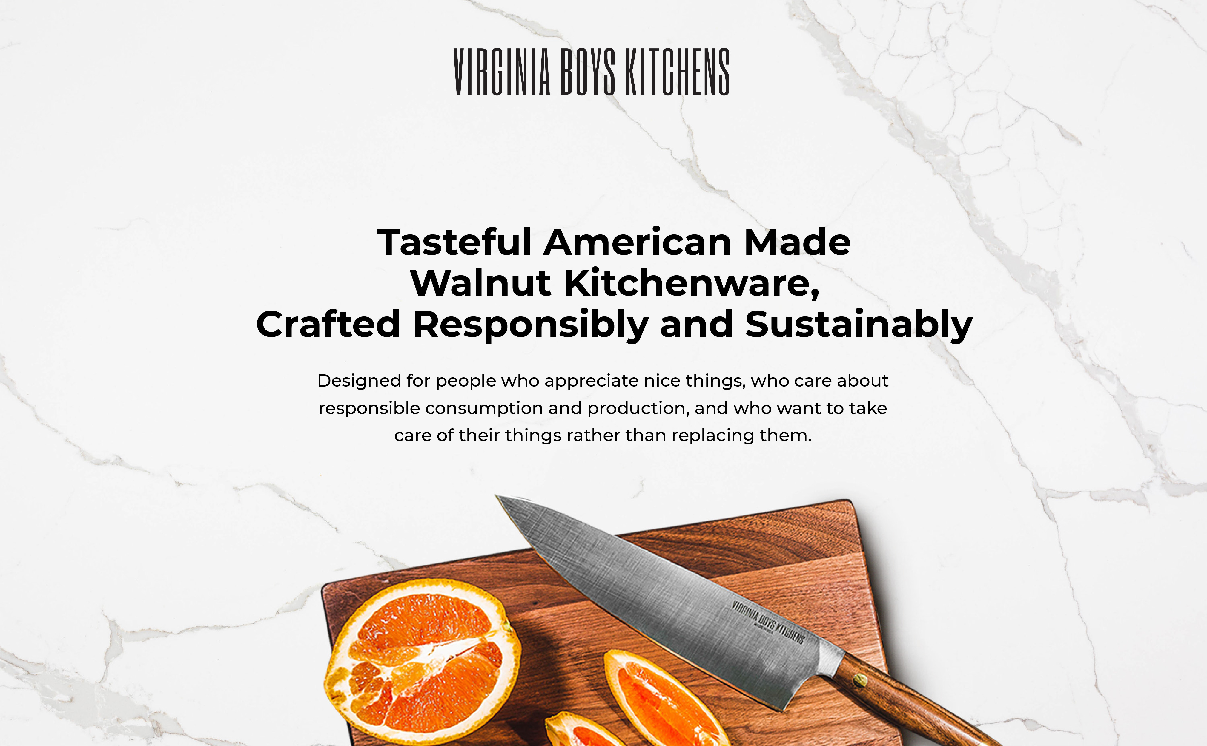Amazon Com Virginia Boys Kitchens Knives