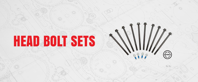 Fel-Pro ES 72838 Head Bolt Set