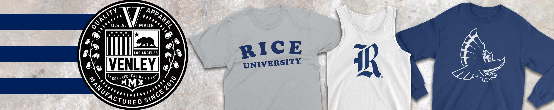 NCAA Rice University Owls RYLRIC06 Toddler Short Sleeve Tee