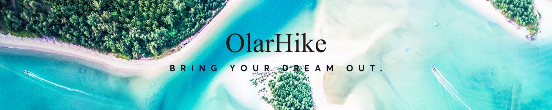 OlarHike header