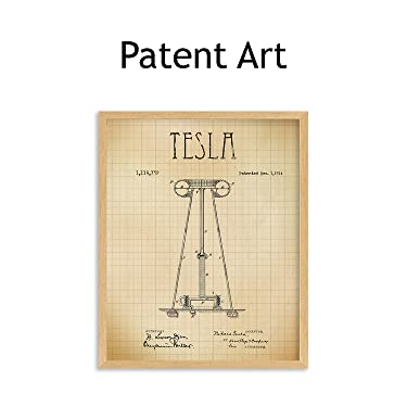 patent wall art