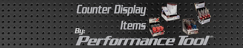 Performance Tool W2372 3 LED Dynamo Flashlight
