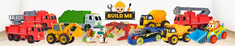 Build Me image