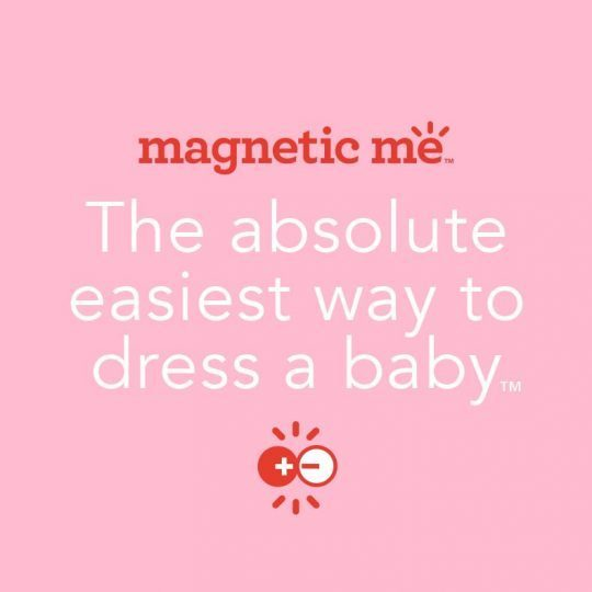 3f0fddefeb3e Amazon.com  Magnetic Me by Magnificent Baby