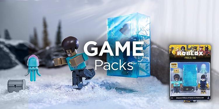 Amazon Com Roblox Queen Of The Treelands Figure Pack Toys Games Amazon Com Roblox Toys Collectibles