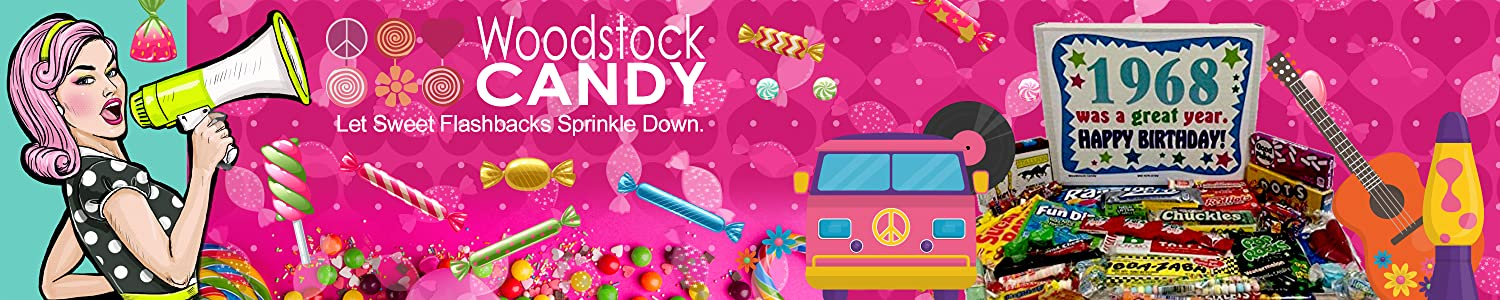 Woodstock Candy image