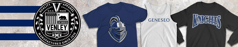 NCAA SUNY Geneseo PPGSUNY07 Toddler Long-Sleeve T-Shirt