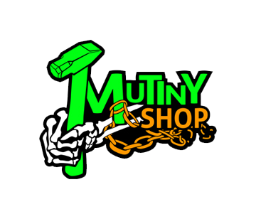 Mutiny Shop Soft Loop by The Inch for attaching Hard Hook Backed Products