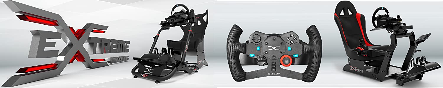 Extreme Simracing header
