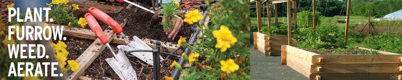 Red Corona CT 3374 Premium Stainless Steel ComfortGEL Gardening Fork