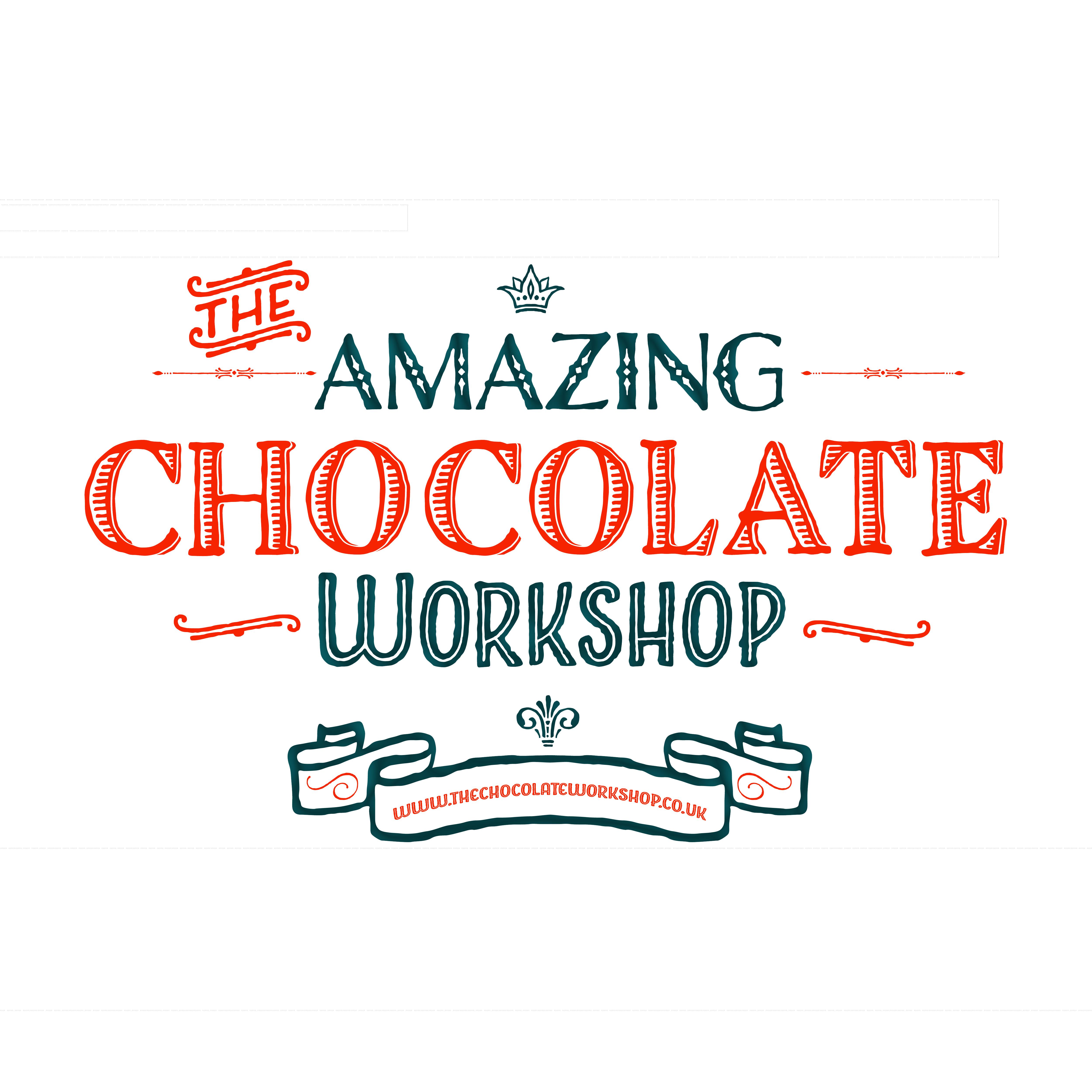 Amazoncouk The Amazing Chocolate Workshop