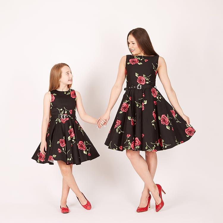 Kids 1950s Clothing & Costumes: Girls, Boys, Toddlers BlackButterfly  AT vintagedancer.com