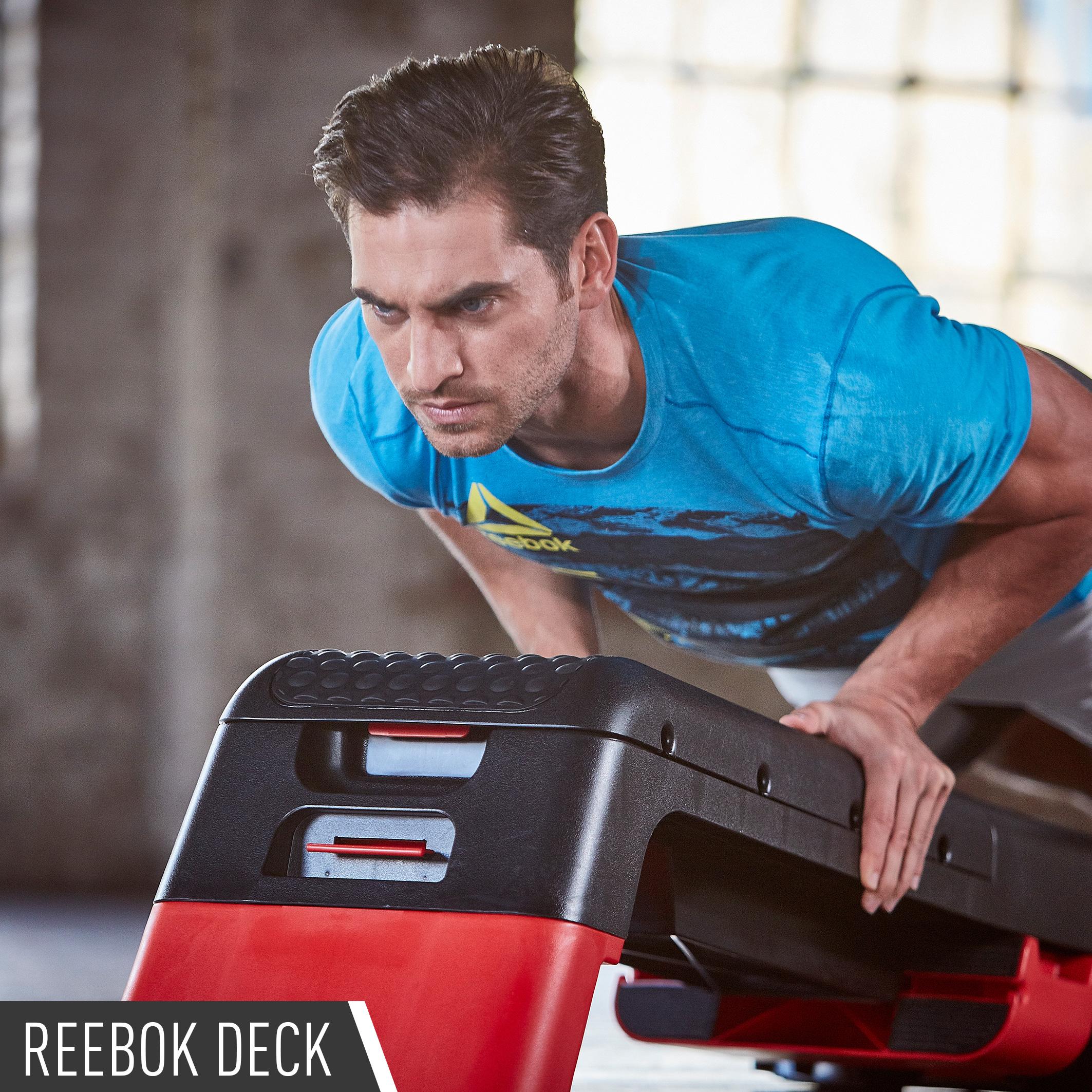 Amazon.de Reebok Fitness Step & Deck