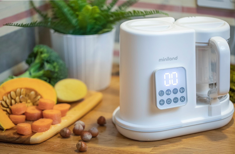 Amazon.es: MINILAND: Calientabiberones y Robots de cocina