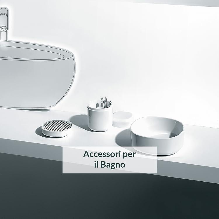Accessori Bagno Alessi.Amazon It Alessi Accessori Bagno