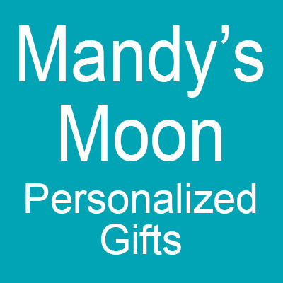c8a5c701 Amazon.com: Mandy's Moon Personalized Gifts