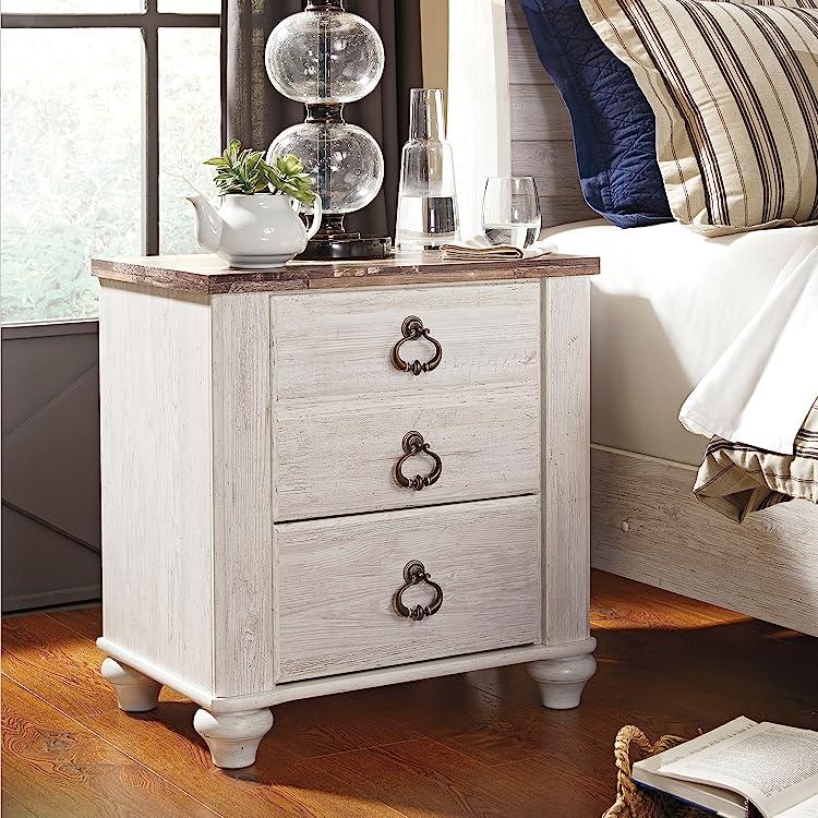 Amazon Com Ashley Furniture Nightstands