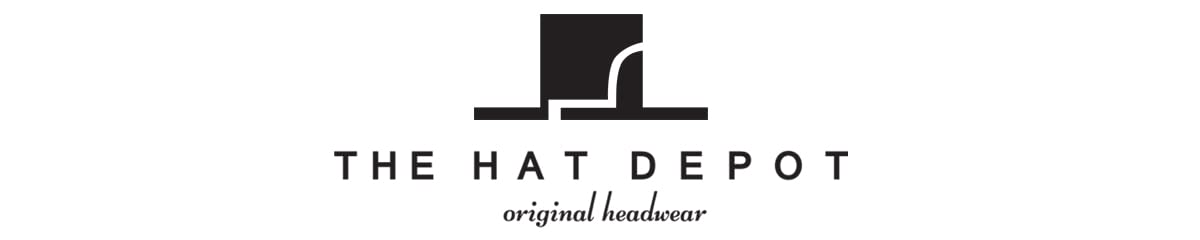The Hat Depot header