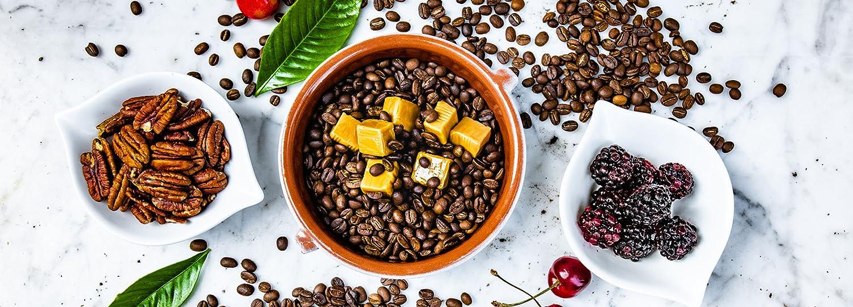 BARNIE'S COFFEE TEA CO. header