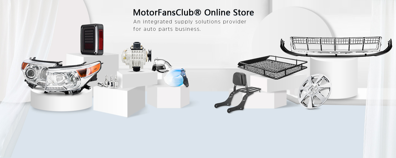 MotorFansClub header