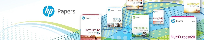 HP Paper image